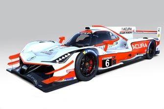 Acura Team Penske livery