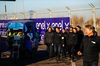 Stoffel Vandoorne, HWA Racelab, the HWA Racelab team