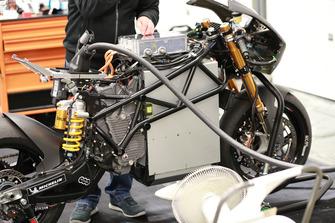 Moto E test, Jerez