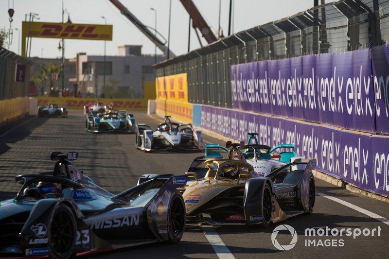 Sébastien Buemi, Nissan e.Dam, Nissan IMO1, Jean-Eric Vergne, DS TECHEETAH, DS E-Tense FE19