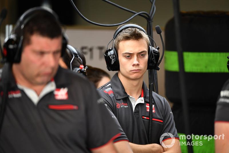 Louis Deletraz, Haas F1 Test and Development Driver