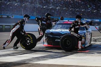 Christopher Bell, Joe Gibbs Racing, Toyota Camry GameStop Just Cause 4 pit stop