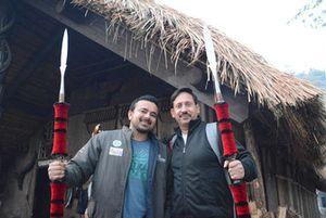 Gagan Sethi and Sabatullah Khan