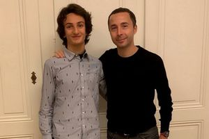 Gabriele Mini e Nicolas Todt