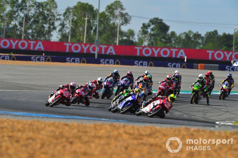 Race 2 AP250 ARRC Thailand 2018