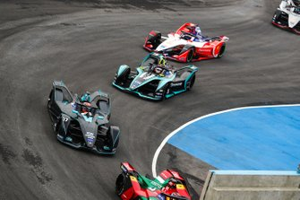Gary Paffett, HWA Racelab, VFE-05 Nelson Piquet Jr., Panasonic Jaguar Racing, Jaguar I-Type 3, Felix Rosenqvist, Mahindra Racing, M5 Electro