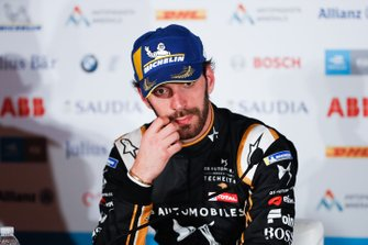 Jean-Eric Vergne, DS TECHEETAH in the press conference