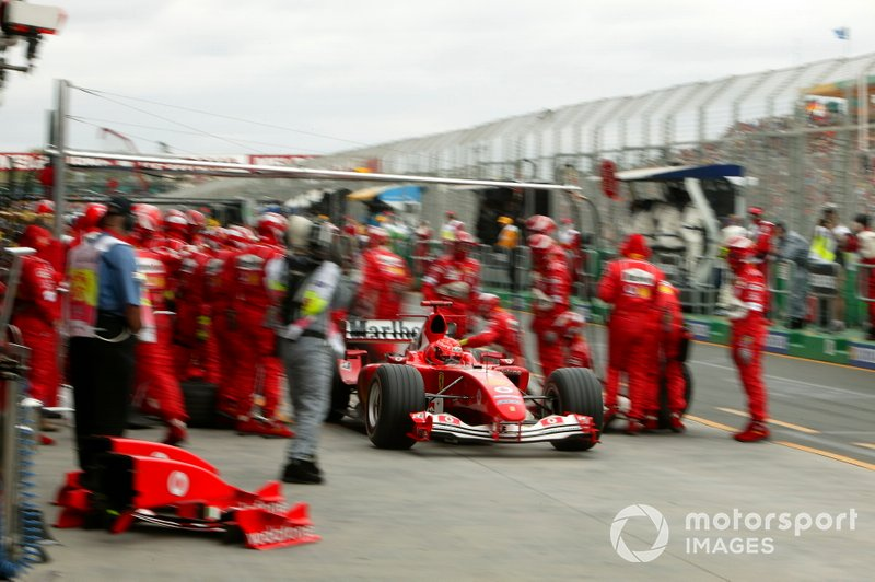 GP de Australia 2004