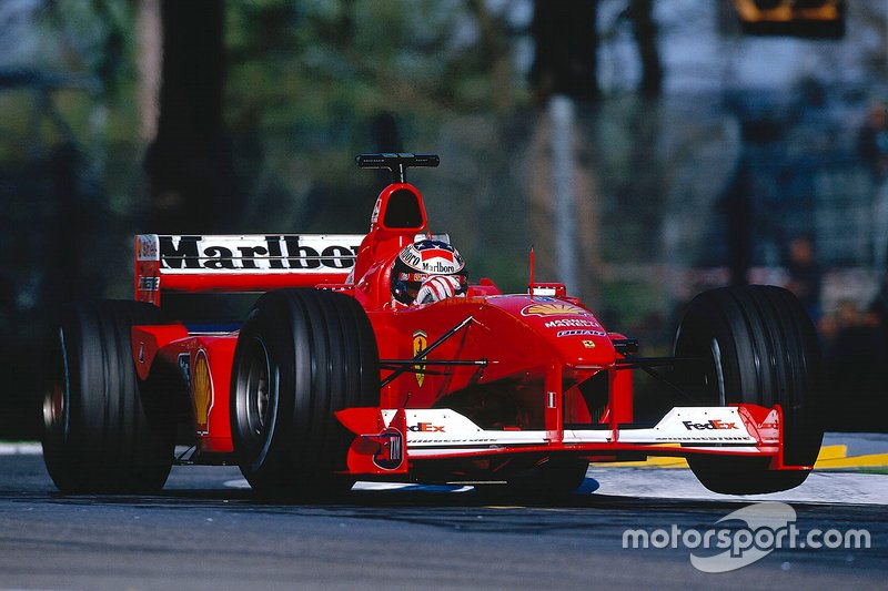 1º Ferrari: 221 pole positions