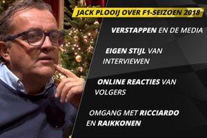 Jack Plooij over het Formule 1-seizoen 2018