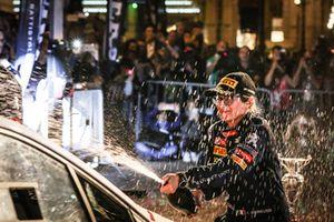 Anna Andreussi, Peugeot Sport Italia, festeggia l'11esimo titolo