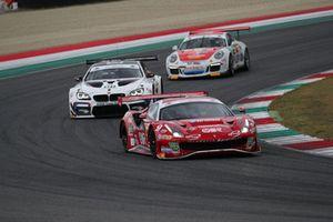 Ferrari 488-GT3, Scuderia Baldini 27: Fisichella-Gai