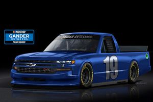 2019 Chevrolet Silverado for NASCAR Gander Outdoors Series