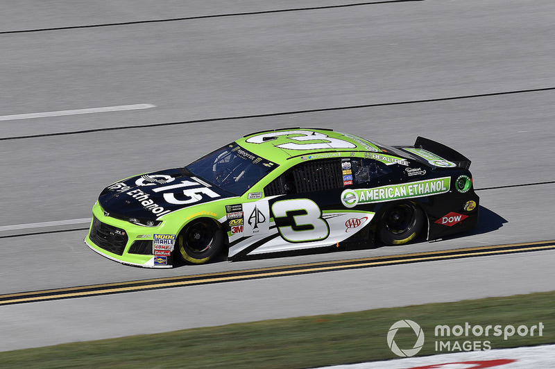 21. Austin Dillon, Richard Childress Racing, Chevrolet Camaro American Ethanol e15