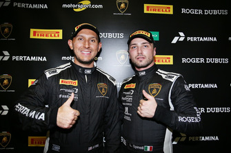 Lamborghini Huracan Super Trofeo Evo P1 Motorsport JC Perez, Loris Spinelli