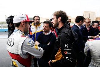 Daniel Abt, Audi Sport ABT Schaeffler, Jean-Eric Vergne, DS TECHEETAH