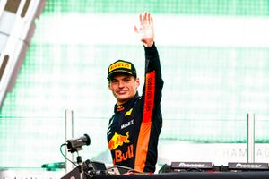 Max Verstappen, Red Bull Racing, 1st position