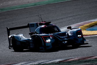 #22 United Autosports Ligier JSP217 - Gibson: Philip Hanson, Filipe Albuquerque