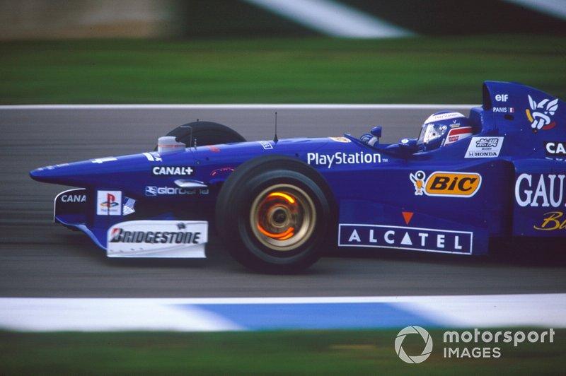 Olivier Panis, Prost JS4