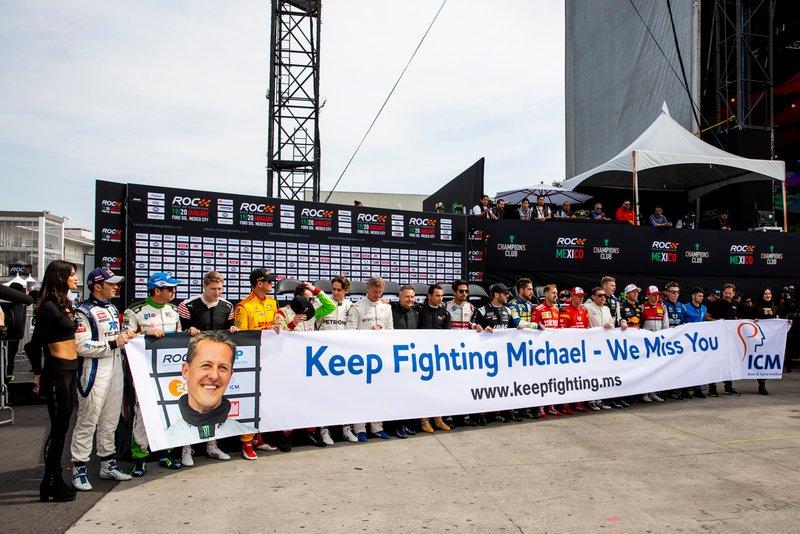 Посвящение Михаэлю Шумахеру