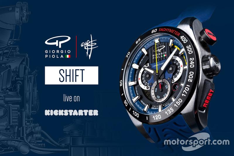 Reloj Giorgio Piola - azul