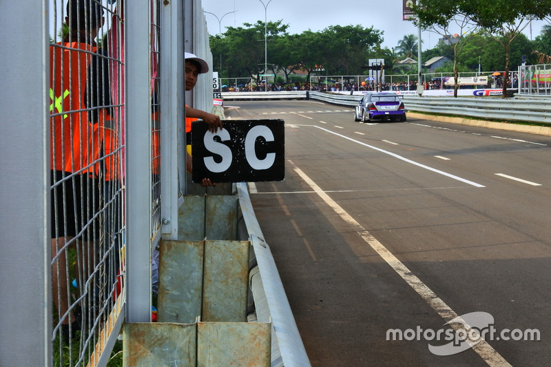 Periode Safety Car ETCC 3000