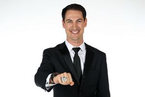 Champion Joey Logano, Team Penske