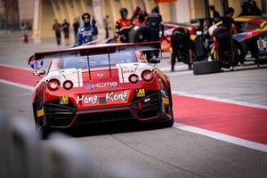 #20 Гонконг, KCMG Nissan GT-R Nismo GT3: Пак Ченг Александер Ау, Энди Ян