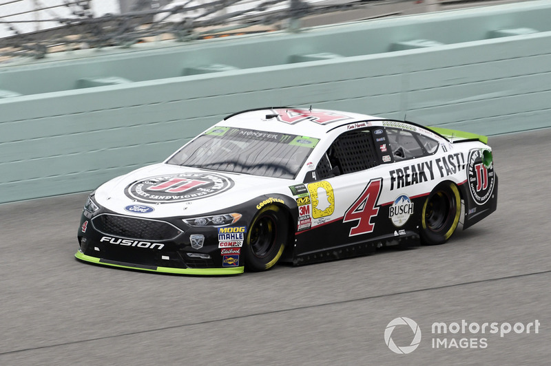 3. Kevin Harvick (Stewart/Haas-Ford): P3 im Rennen