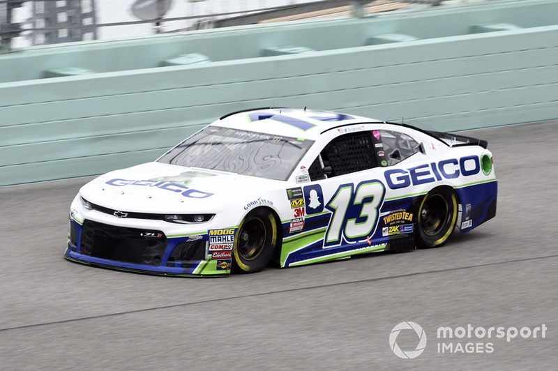 31. Ty Dillon, Germain Racing, Chevrolet Camaro GEICO