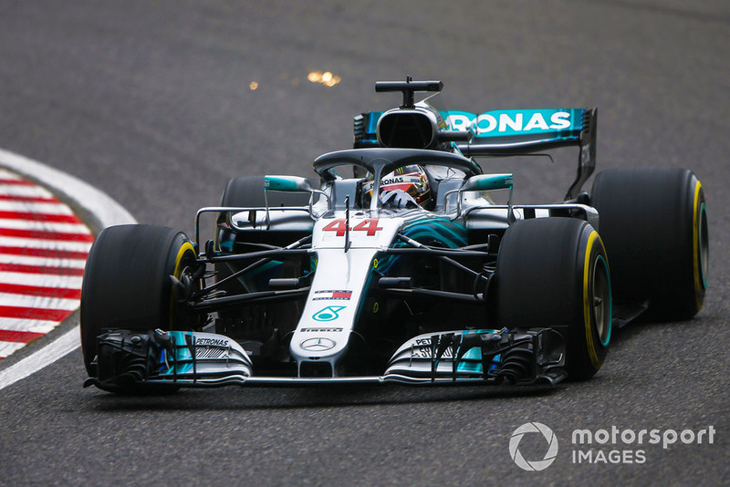 Mercedes AMG F1 W09 EQ Power+ (2018)