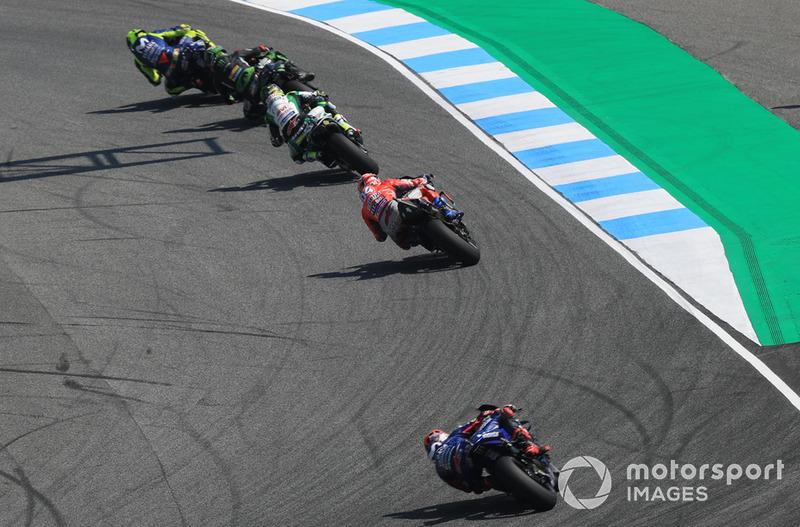 Valentino Rossi, Yamaha Factory Racing al comando