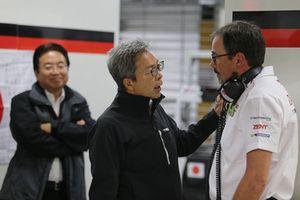 Rob Leupen, Director Business Operations Toyota Gazoo Racing