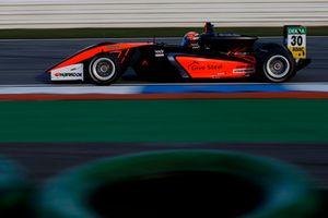 Frederik Vesti, Van Amersfoort Racing Dallara F317 - Mercedes-Benz