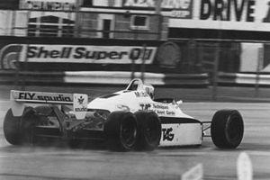 Кейо Росберг, 6-колесный Williams FW08B