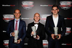 #33 Riley Motorsports Mercedes AMG GT3, GTD: Jeroen Bleekemolen, Ben Keating, Luca Stolz, TPNAEC