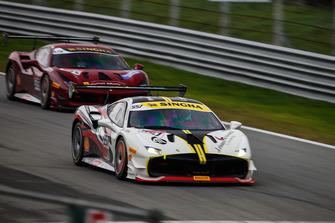 #557 Ferrari 488, Scuderia Lebanon: Tani Hanna