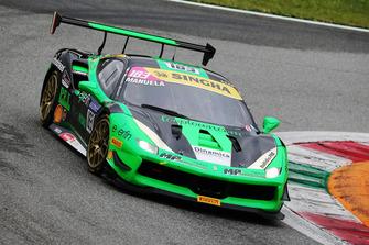 Ferrari 488 #183, Ineco MP - Racing: Manuela Gostenr