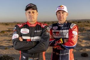 Giniel de Villiers, Dennis Murphy, Toyota Gazoo Racing