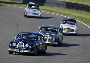 St Mary's Trophy Part 1 Matt Neal Jaguar Mk1