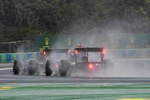 Juan Manuel Correa, ART Grand Prix et Kaylen Frederick, Carlin Buzz Racing