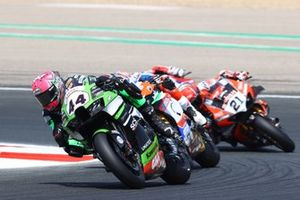 Lucas Mahias, Kawasaki Puccetti Racing, Axel Bassani, Motocorsa Racing
