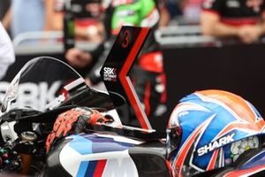 Trofeo Super pole di Tom Sykes, BMW Motorrad WorldSBK Team