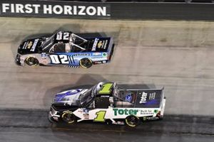 Kris Wright, Young's Motorsports, Chevrolet Silverado Wright Chevy, Hailie Deegan, Team DGR, Ford F-150 Toter/Engine Ice