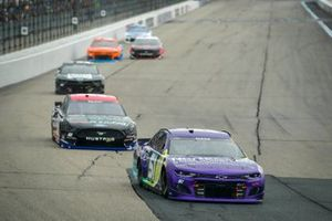 Cody Ware, Petty Ware Racing, Chevrolet Camaro Nurtec ODT, Josh Bilicki, Rick Ware Racing, Ford Mustang
