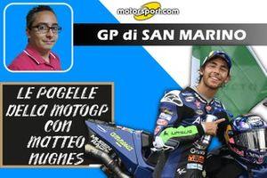 Cover Pagelle MotoGP: GP San Marino