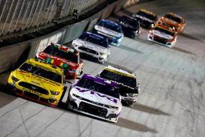 Michael McDowell, Front Row Motorsports, Ford Mustang Love's Travel Stops, Ryan Preece, JTG Daugherty Racing, Chevrolet Camaro Viva
