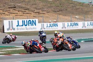Alvaro Bautista, Team HRC, Scott Redding, Aruba.It Racing - Ducati