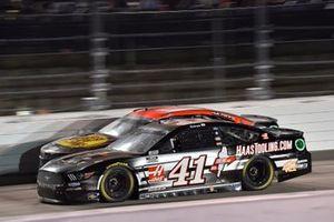 Cole Custer, Stewart-Haas Racing, Ford Mustang HaasToolingcom Demo Day