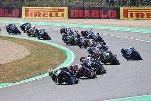Dominique Aegerter, Ten Kate Racing Yamaha, Niki Tuuli, MV Agusta Corse Clienti, Manuel Gonzalez, Yamaha ParkinGO Team
